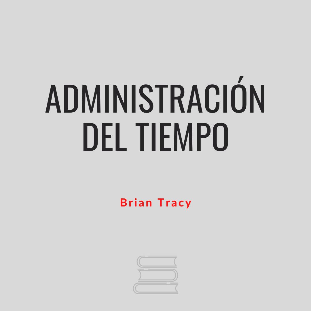 Administración del tiempo